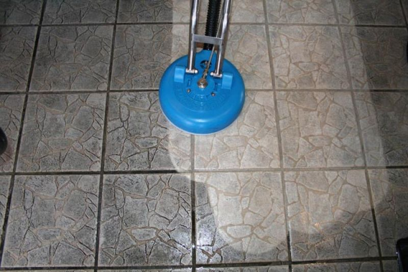 Ceramic Floor Tile Cleaning and Sealing in Cork